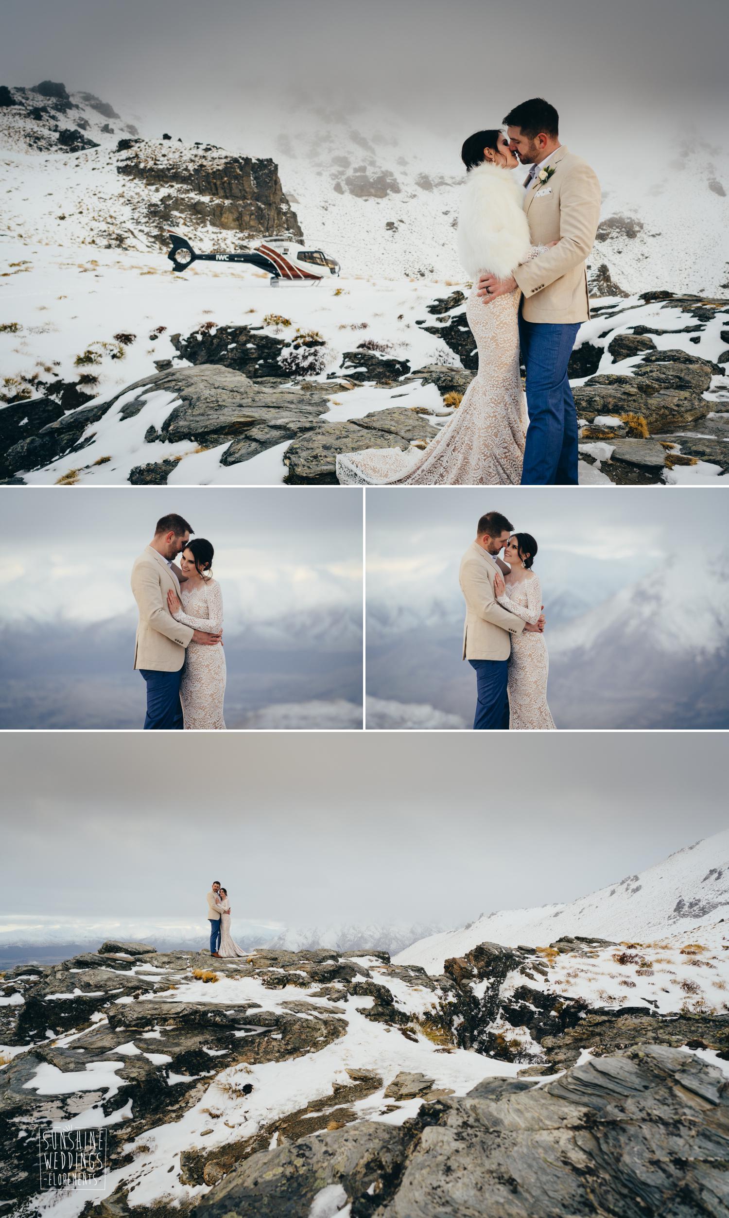 Winter wedding planner New Zealand