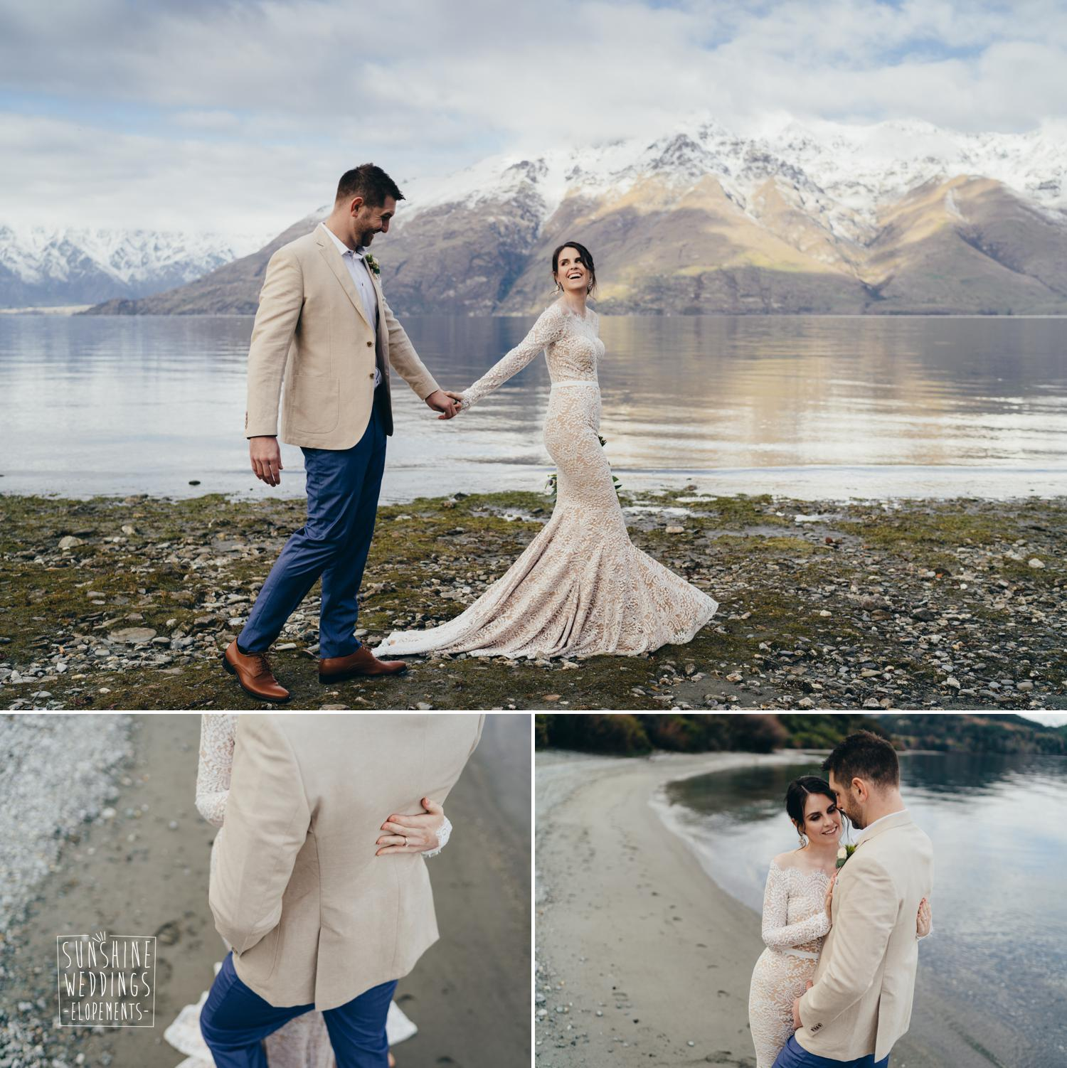 Lakeside wedding packages