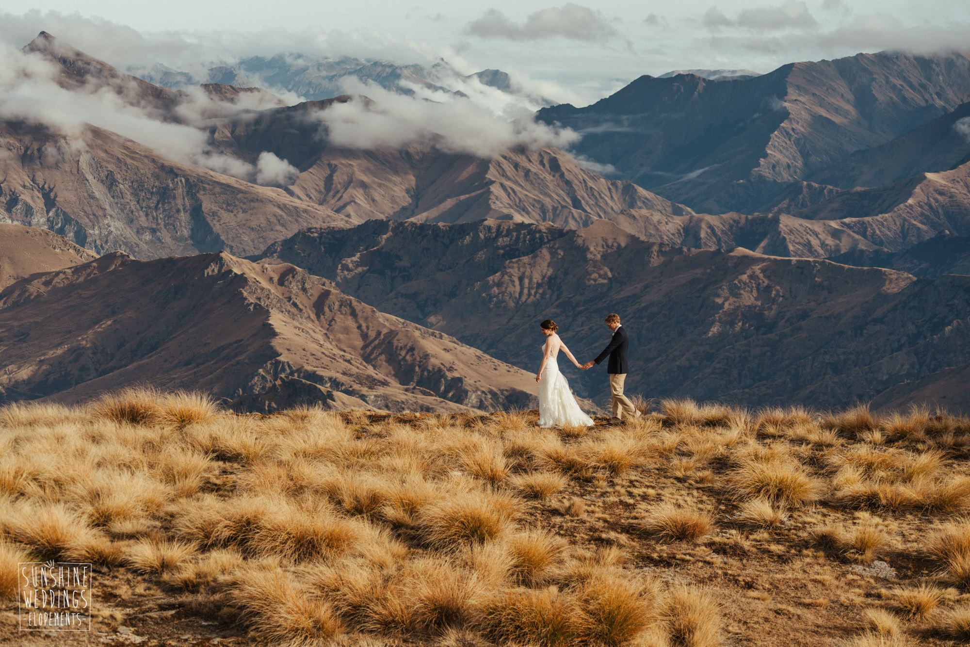 Vanguard Peak wedding package