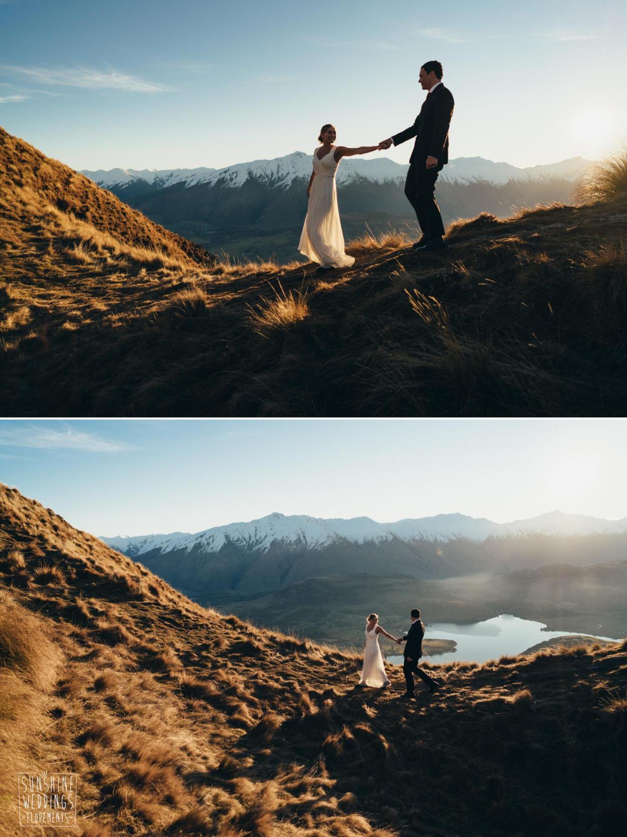 New Zealand destination wedding planner