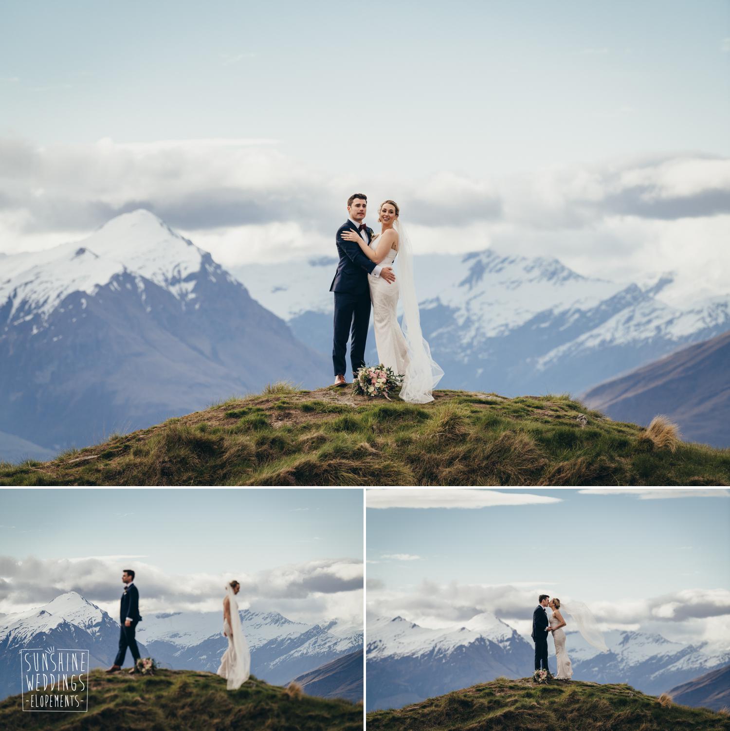 Mount Roy Coromandel Peak wedding packages