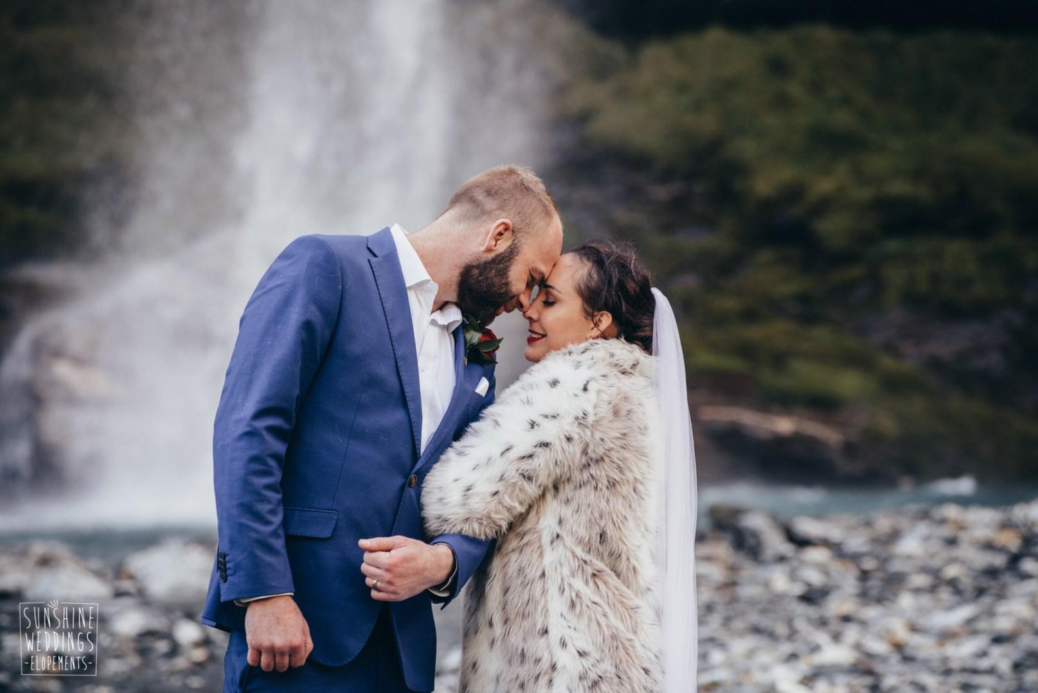 Elopement Wedding Earnslaw Burn