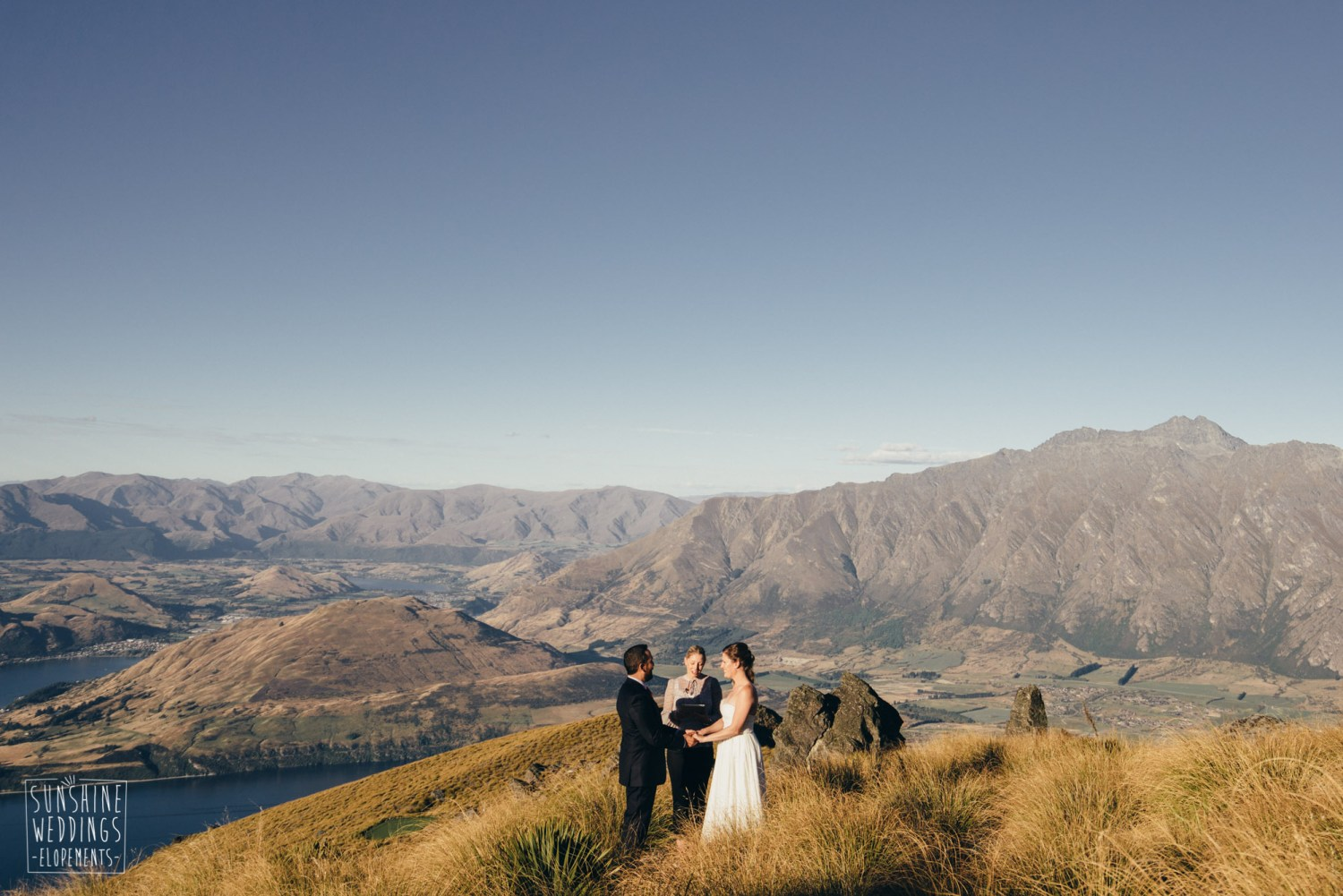 The Remarkables wedding,