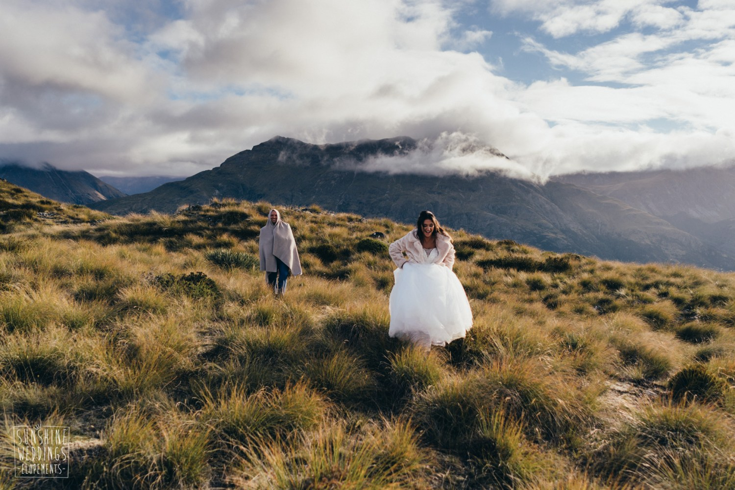 Wedding photography The Hummocks Queenstown