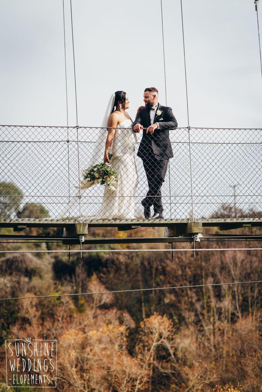 Queenstown autumn elopement wedding planner