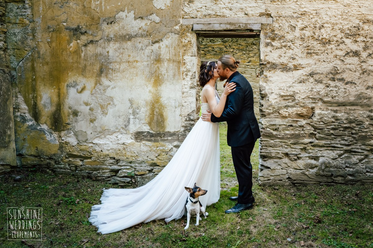 small wedding Queenstown