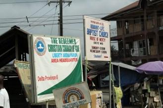 Churches in Warri (2)