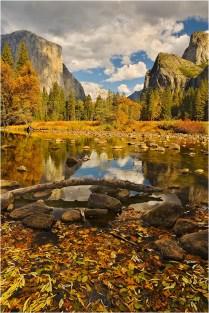Autumn, Valley View, Yosemite