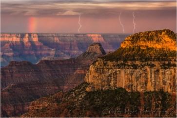 Three Strikes, Bright Angel Point, Grand Canyon