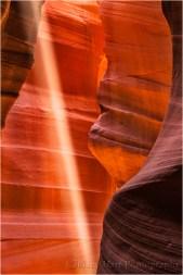 Beam, Upper Antelope Canyon, Arizona