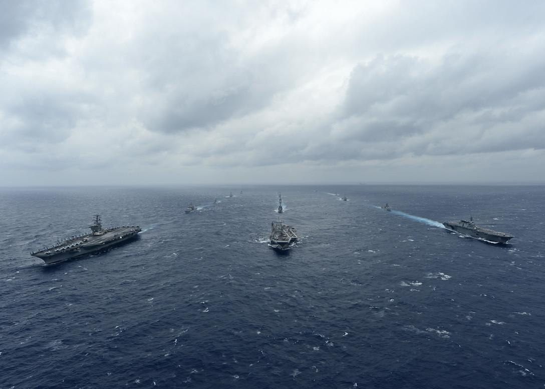 Geopolítica en el Mar de China