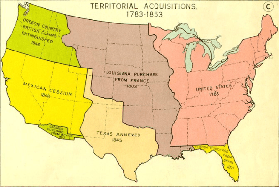 United-states-territorial-acquistions-midcentury