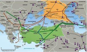 Geopolítica en el entorno del Mar Negro