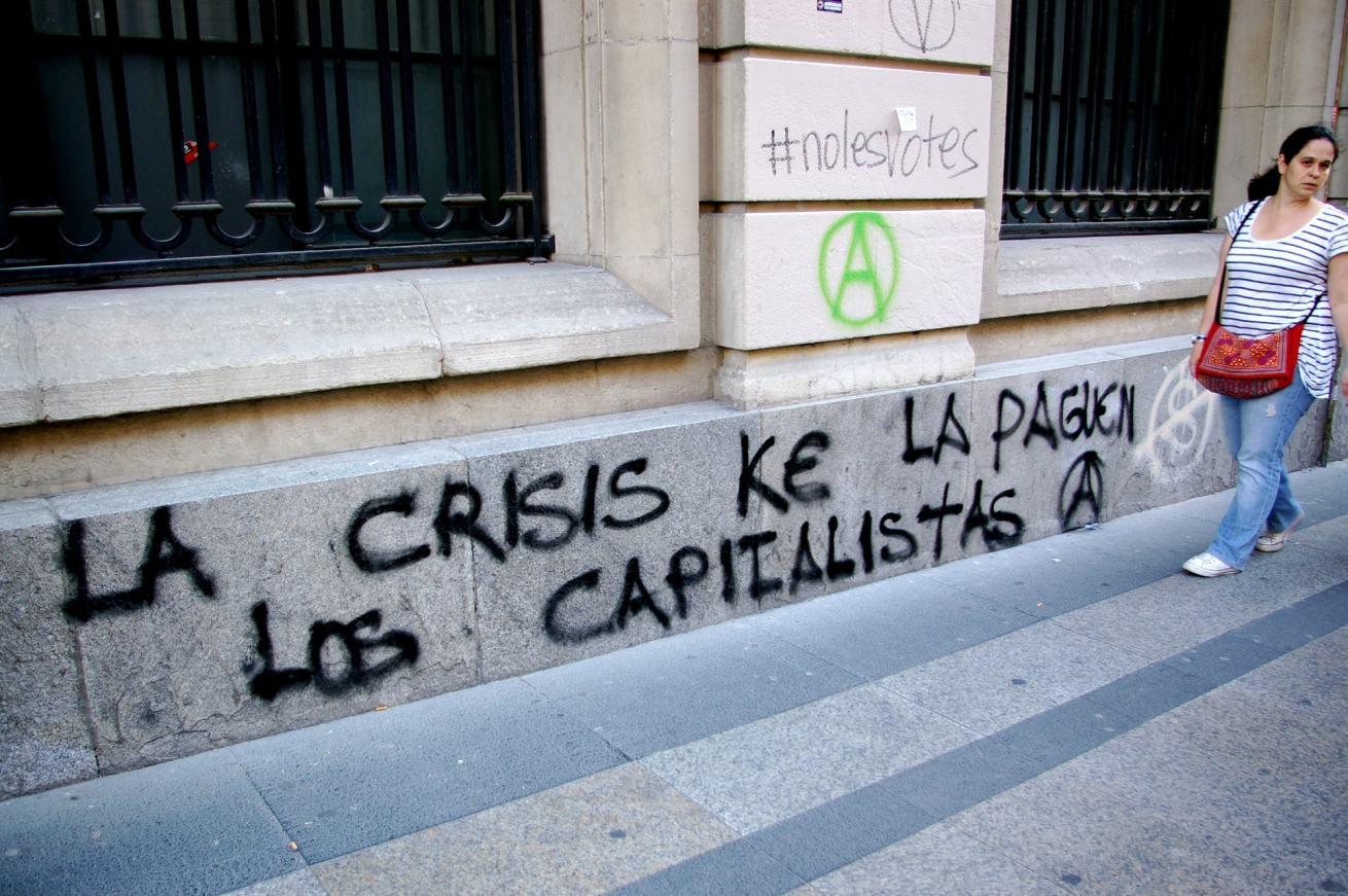 El quiebre del sistema de partidos español