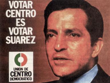 Póster UCD Suárez