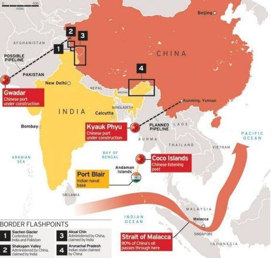 India China Indico