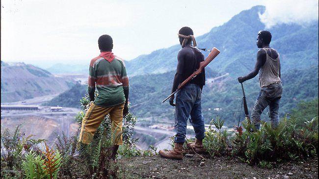 Bougainville, el último campo de batalla del Pacífico