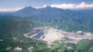 La enorme mina de Panguna llegó a suponer el 40% del PIB de Nueva Guinea