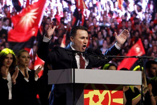 Macedonia, el nuevo caldero balcánico