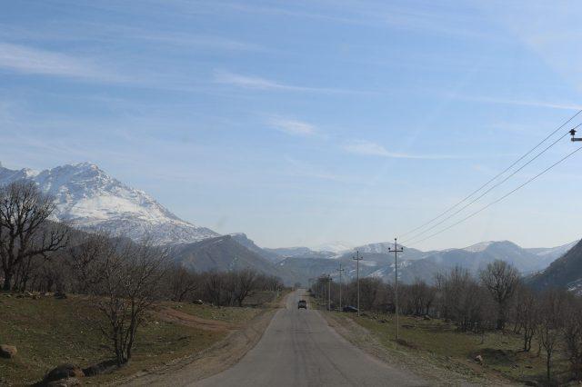 Valle de Qandil.