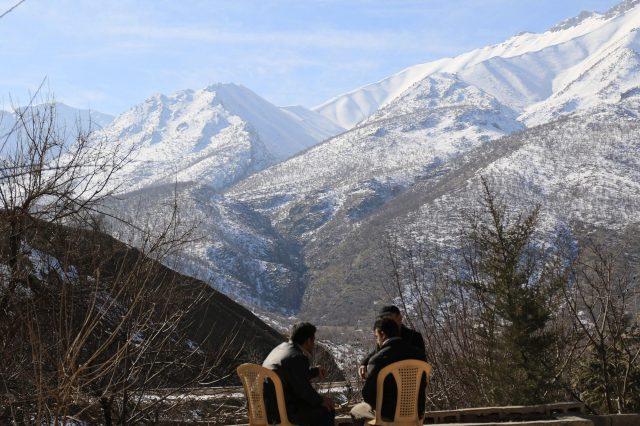 Montañas de Qandil.