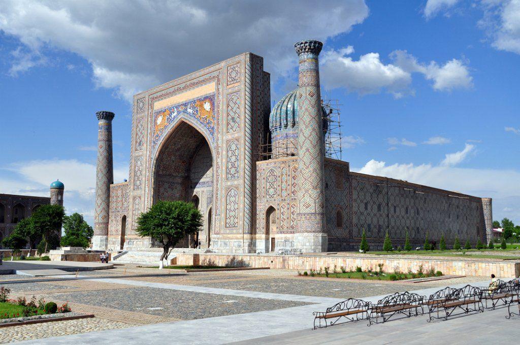 Los caprichos fronterizos de Asia Central