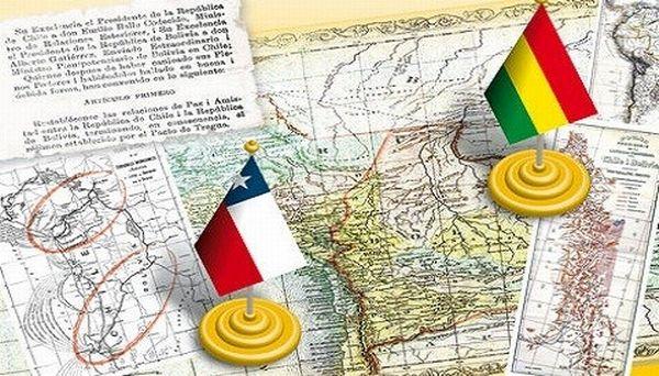 Bolivia y Chile: mirando hacia el mar