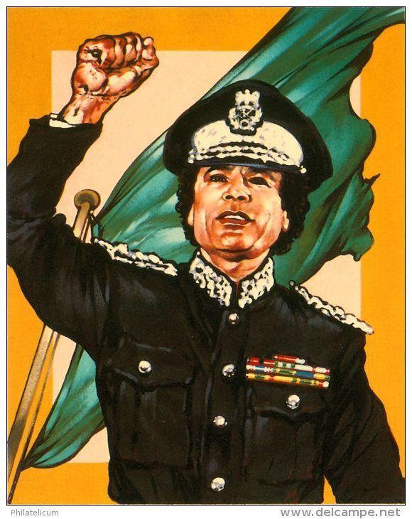 Libia y los 42 años del Coronel