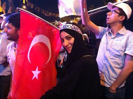 Turquía religión portada