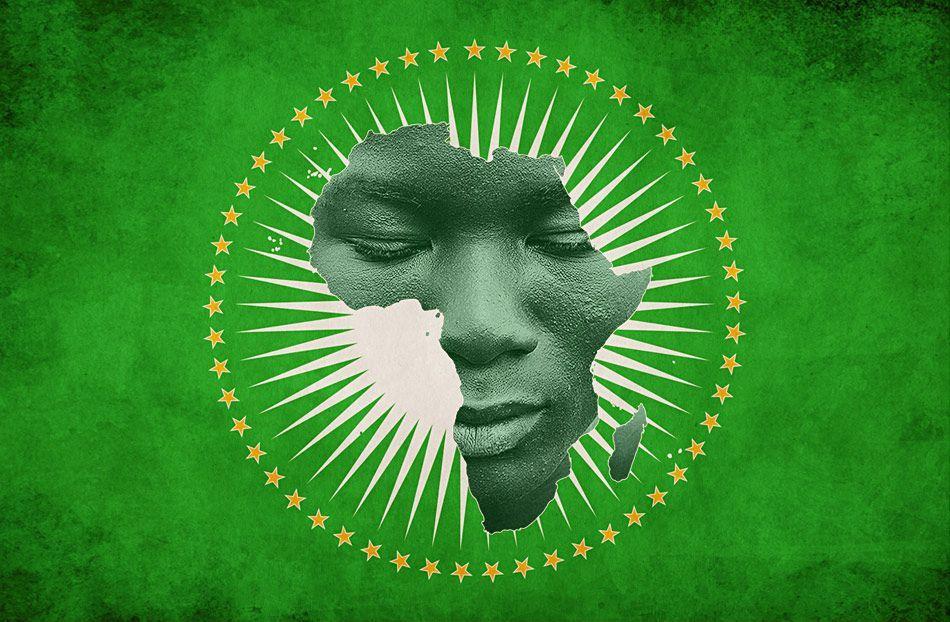 Los caprichos fronterizos de África