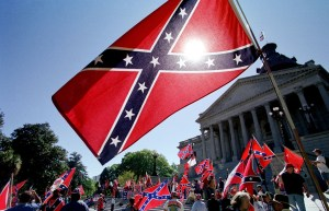La causa perdida de la Confederación estadounidense