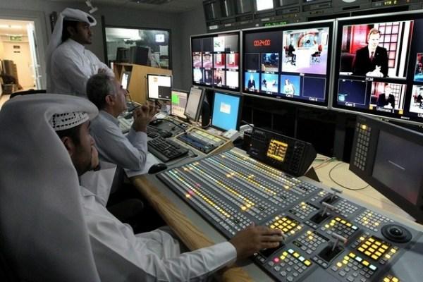 Estudios de Al Jazeera. EPA