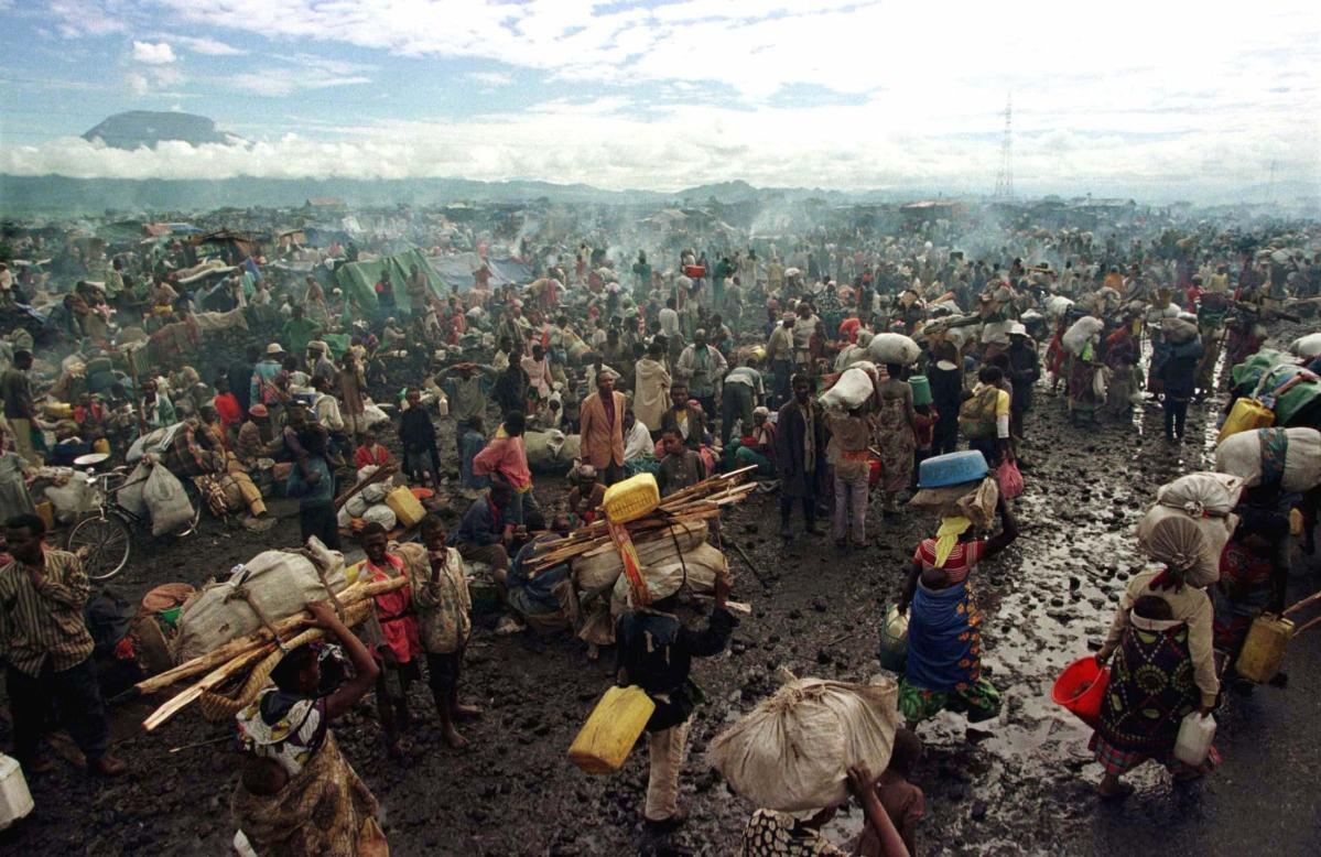 Crónica de un genocidio anunciado: hutus y tutsis
