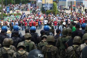 Honduras en su crisis: a siete años del golpe de Estado militar