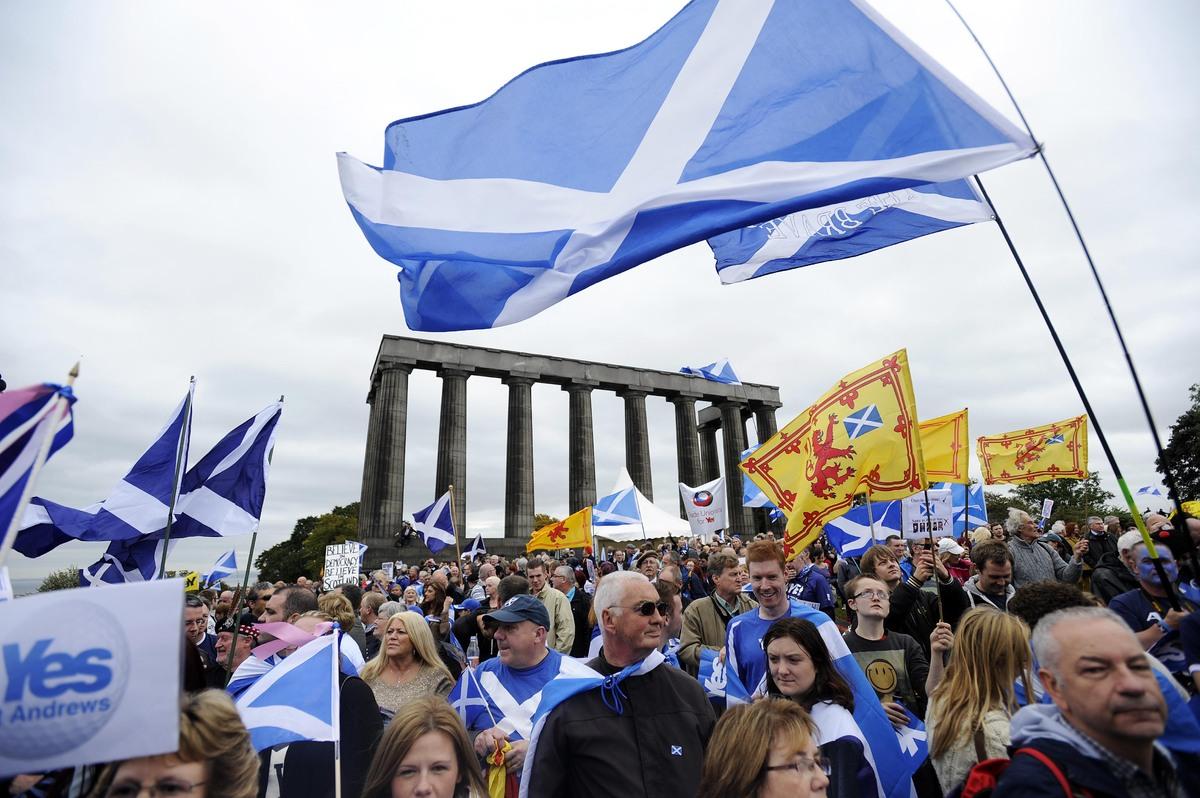 Escocia y el reino desunido