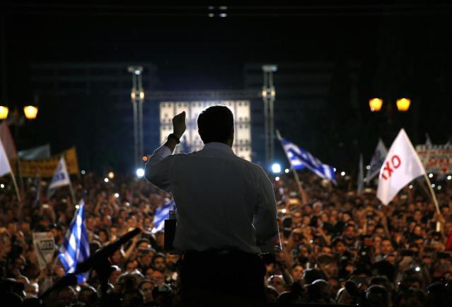 Campaña por el no en el referéndum (2015). Fuente: Reuters (vía El Confidencial)