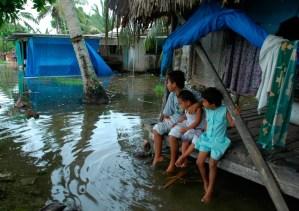 Refugiados climáticos: ¿cómo evacuar un país?