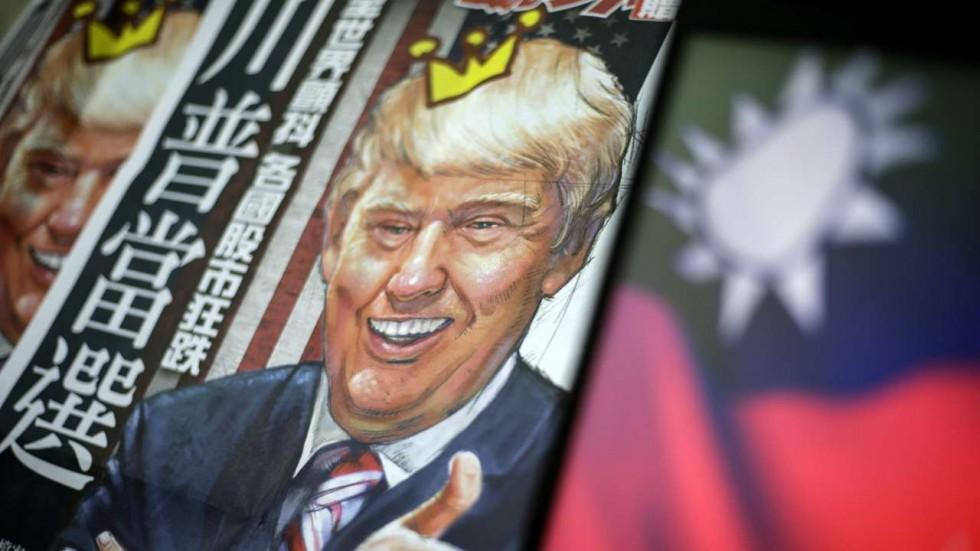 Taiwán, el polvorín de las relaciones sino-estadounidenses