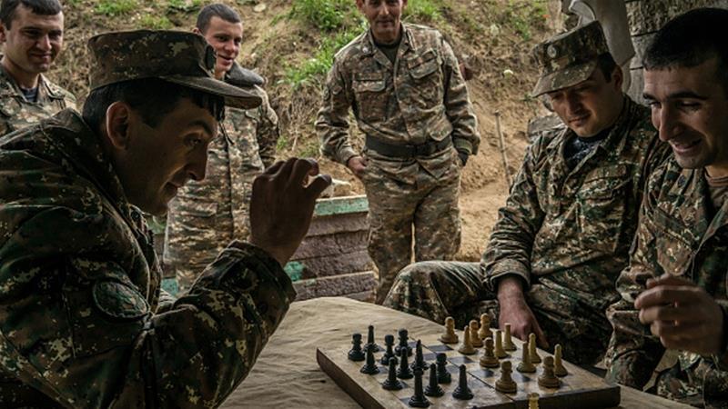 Invierno en el Cáucaso sur: dos miradas congeladas sobre Nagorno Karabaj