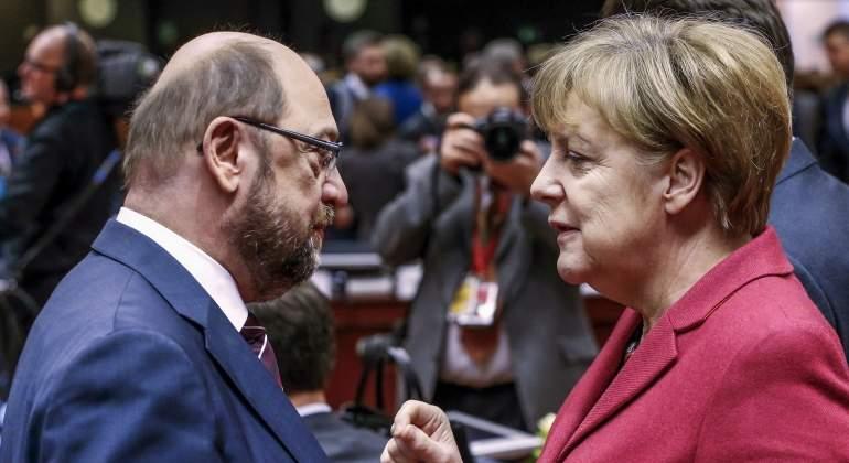 """""""Schulz, seísmo alemán"""", por Javier López"""