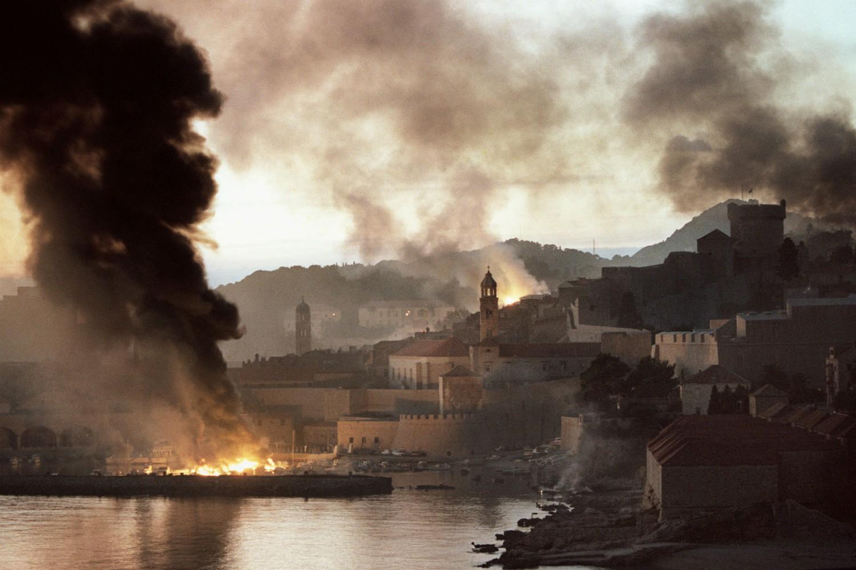 croatia war 1991 dubrovnik