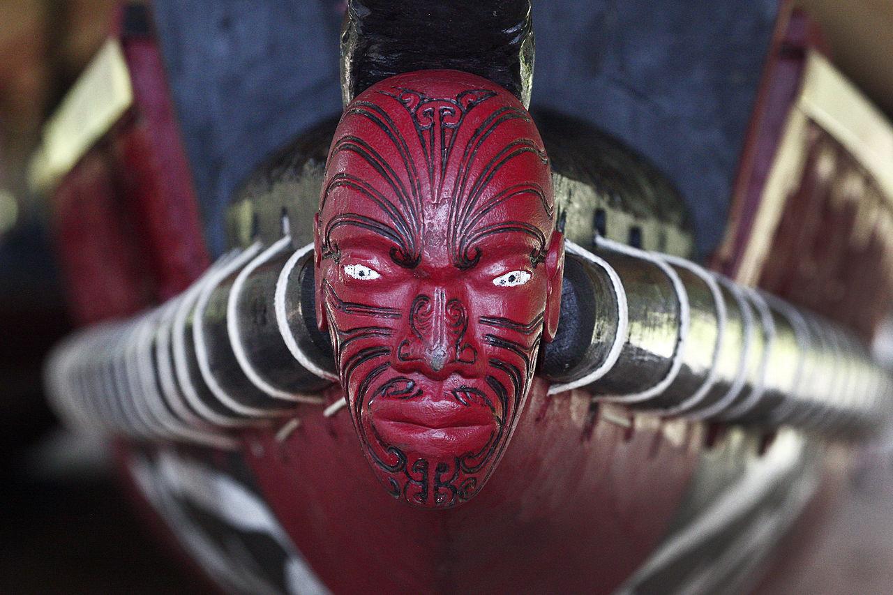 Una mirada al abismo maorí