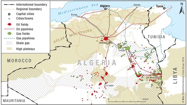 Argelia recursos