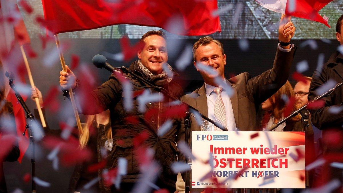 Austria, a las puertas de la revolución