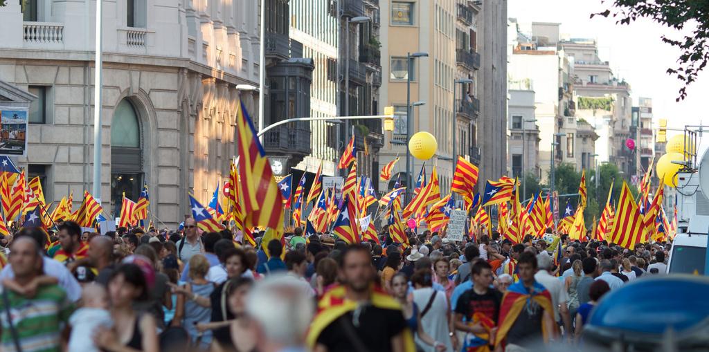 """""""¿Por qué ha crecido el independentismo en Cataluña?"""", por Steven Forti"""