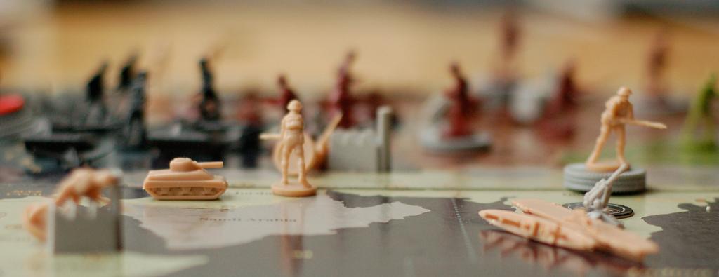 La guerra en tierra de otros