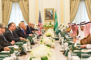 Estados Unidos en el corazón del golfo pérsico