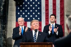 La supuesta dictadura de Donald Trump