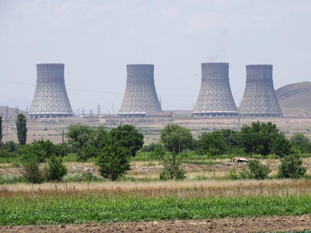 Metsamor, una bomba de relojería nuclear