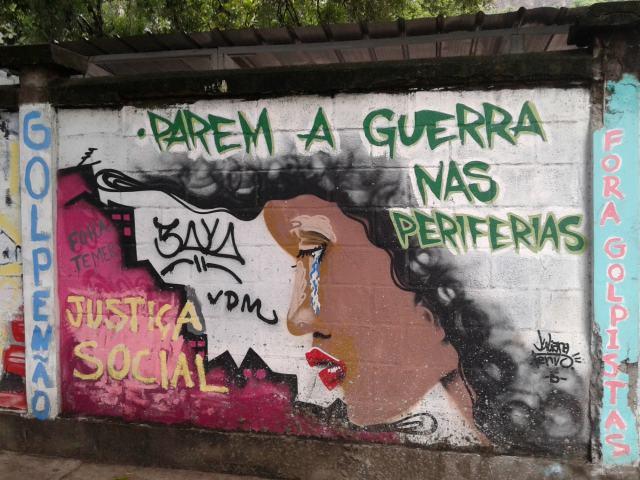 Brasil: no solo duelen los golpes